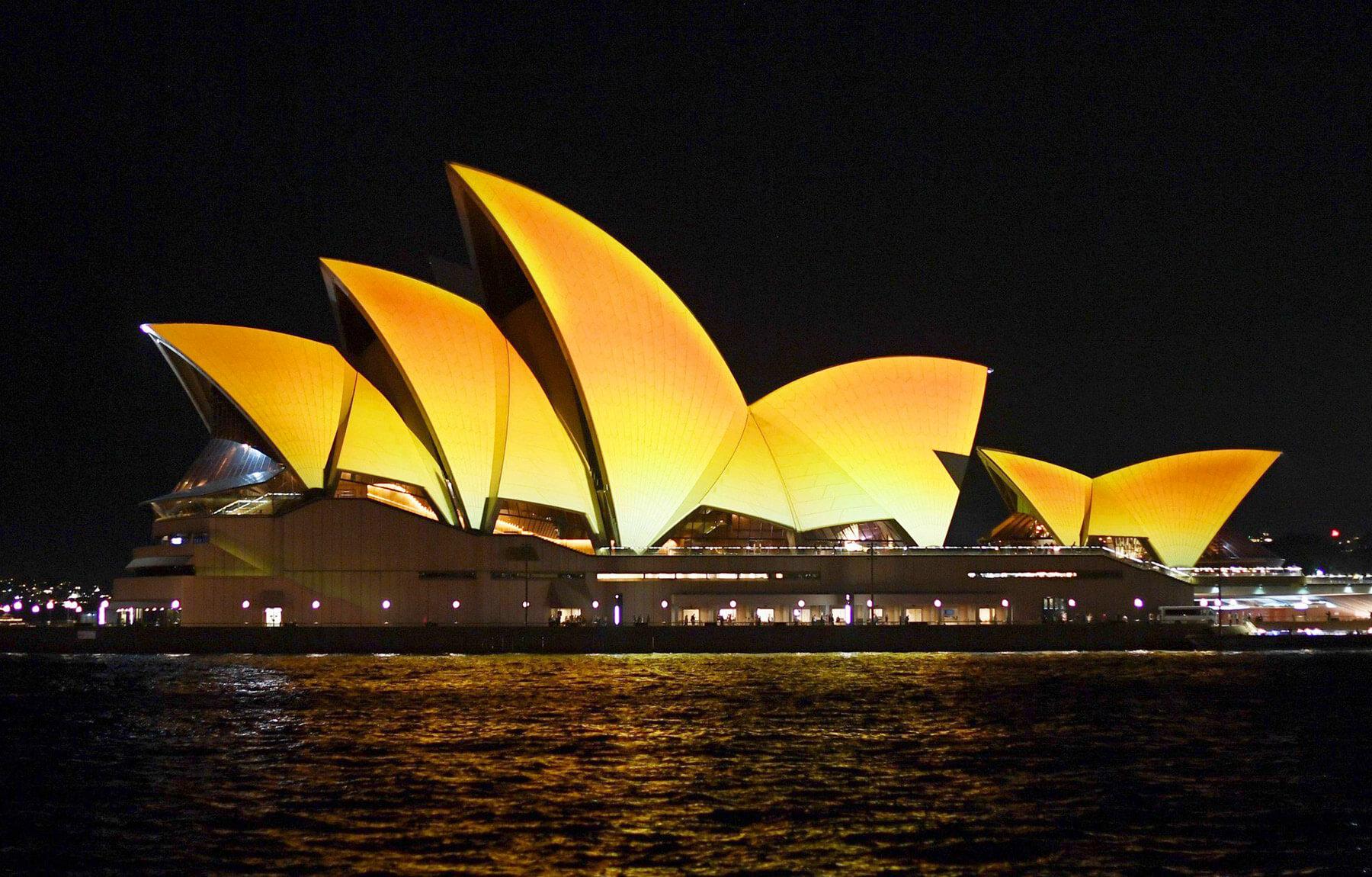 Deepavali Sydney Opera House