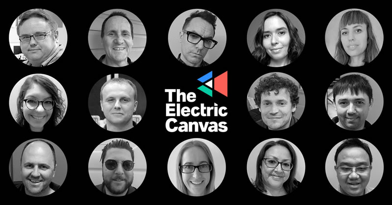 The Electric Canvas Team